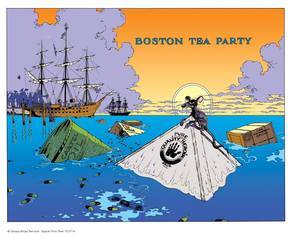 boston tea party baby jery